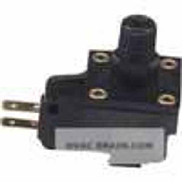 "Dwyer Instruments MHS-2, Miniature high sensitivity pressure switch, min set point 10"" wc (25 mbar), max set point 28"" wc (69 mbar)"