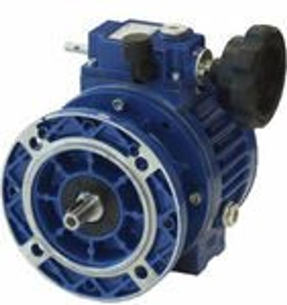 Lafert Motors MK5/1P14/160 208:1, SPEED VARIATOR PAM  14/160 208:1 BASE MOUNT