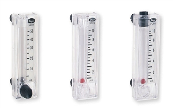 Dwyer Instruments MMF-10-PV 1-10 SCFH AIR