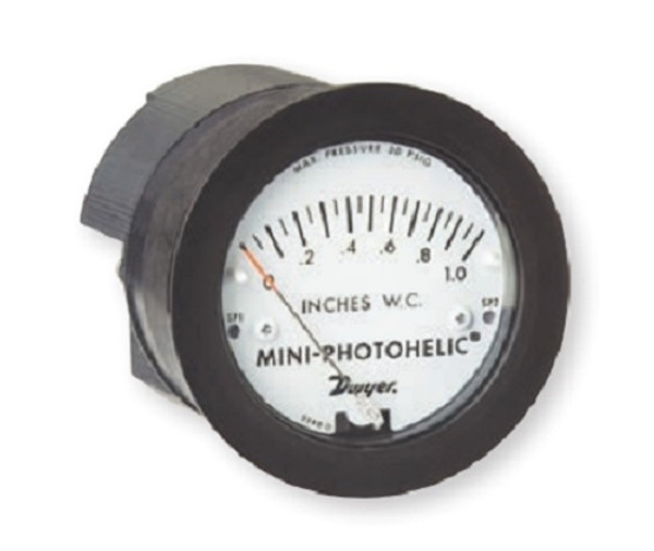 Dwyer Instruments MP-100MM 0-100 MM BARB