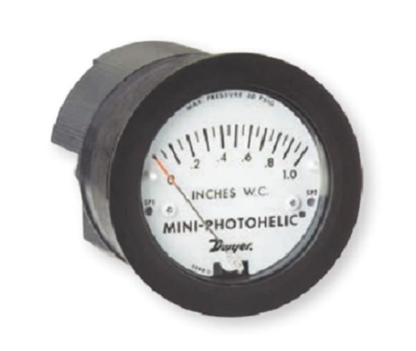 Dwyer Instruments MP-250PA 0-250 PA BARB