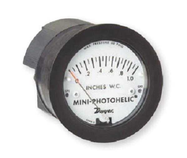 Dwyer Instruments MP-50MM 0-50 MM BARB