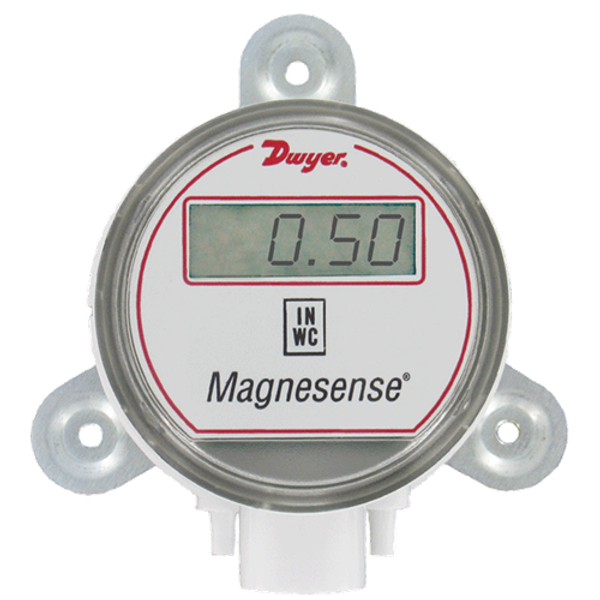 Dwyer Instruments MS-341 10V 15INWC WALL MNT