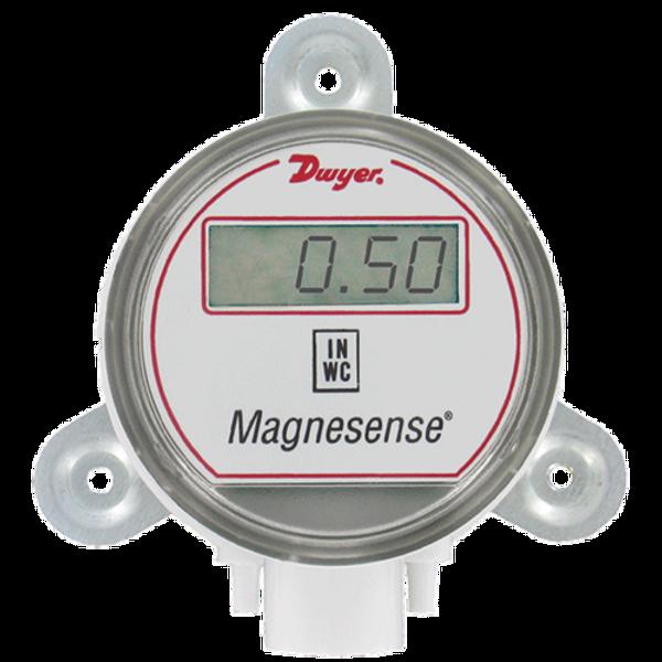 Dwyer Instruments MS-821 BI LR 5V OUT/12V IN WAL