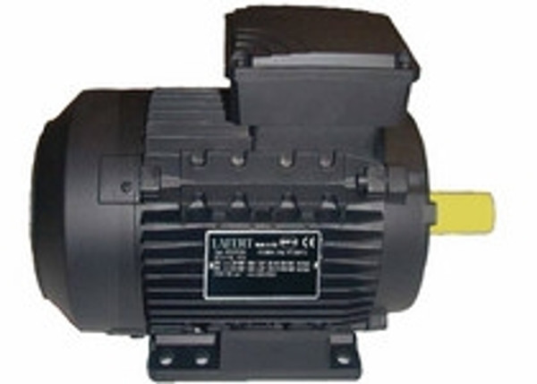 Lafert Motors MS80C2-460, 100 HP 460V COMPACT BRAKE MOTOR - 3600RPM