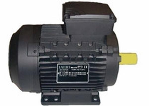 Lafert Motors MS90LS4-460, 200 HP 460V COMPACT BRAKE MOTOR - 1800RPM