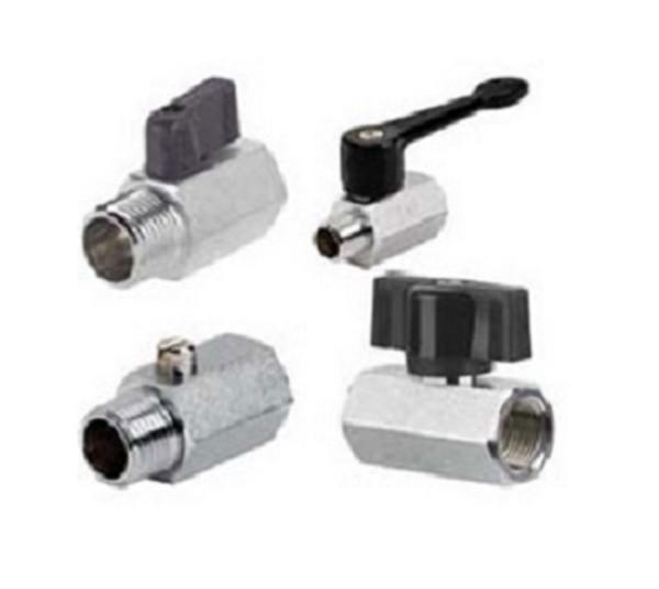 "Dwyer Instruments MVB-LM4 MXF MIN BV LVR, 1/2"""