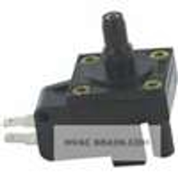 """Dwyer Instruments MVS-2, Miniature vacuum switch, min set point 9"""" wc (21 mbar), max set point 80"""" wc (199 mbar), 1/4"""" smooth port process connection"""
