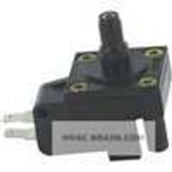 """Dwyer Instruments MVS-3, Miniature vacuum switch, min set point 81"""" wc (200 mbar), max set point 330"""" wc (822 mbar), 1/4"""" smooth port process connection"""
