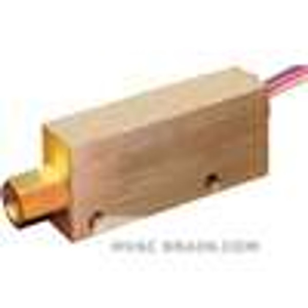 Dwyer Instruments P1-016, Explosion-proof brass flow switch, actuation set point 150 GPM (568 LPM), calibrated for water @ standard conditions