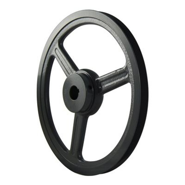 """Packard PAL6458, Stock AL And AM Pulleys For 4L Or A Belts 593"""" OD"""