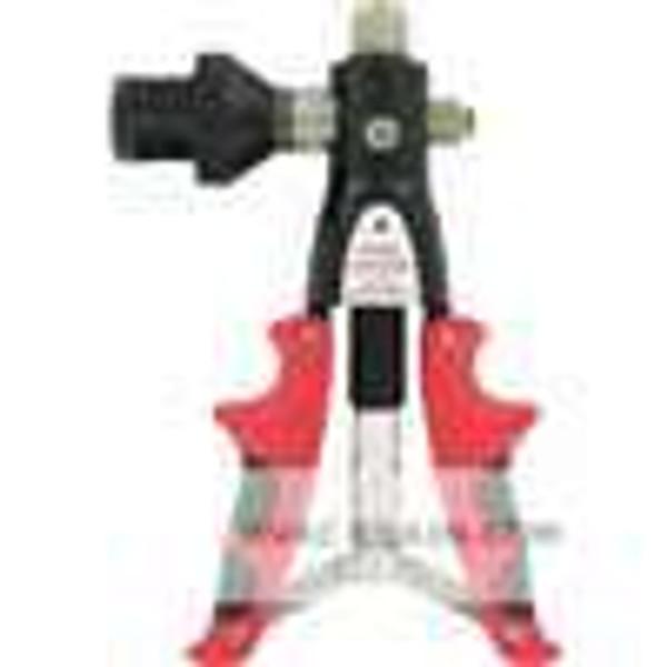 Dwyer Instruments PCHP-1, Pneumatic hand pump, range 600 psi