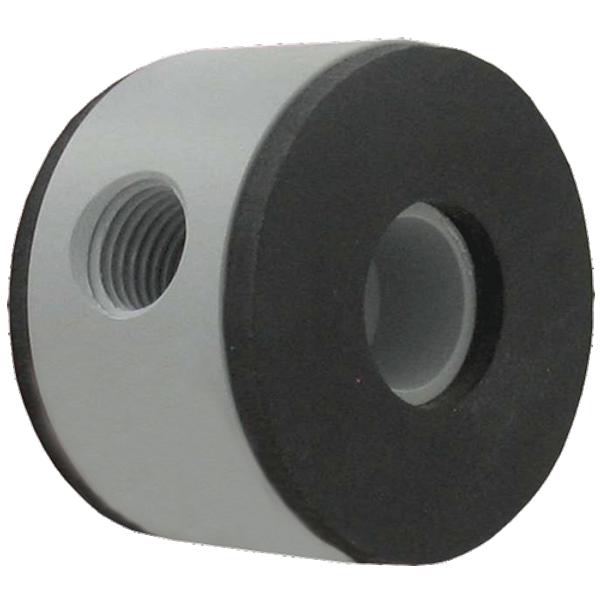 Dwyer Instruments PE-K-2 PVC ORIFICE PLATE FLMTR