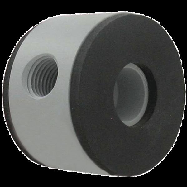 Dwyer Instruments PE-L-2 PVC ORIFICE PLATE FLMTR