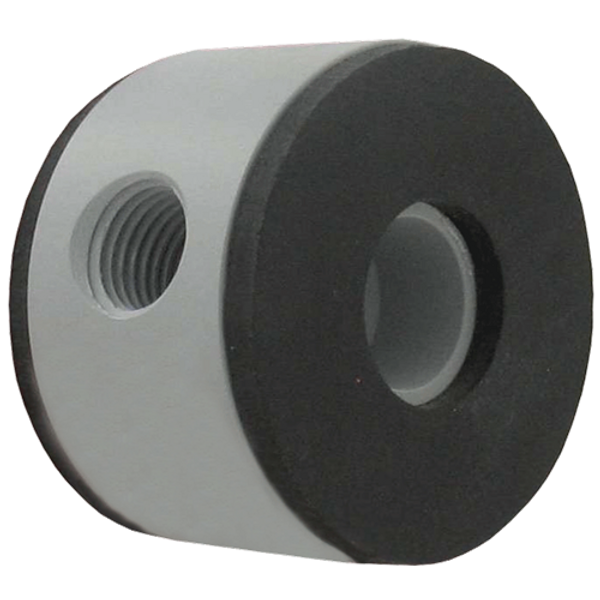 Dwyer Instruments PE-M-2 PVC ORIFICE PLATE FLMTR