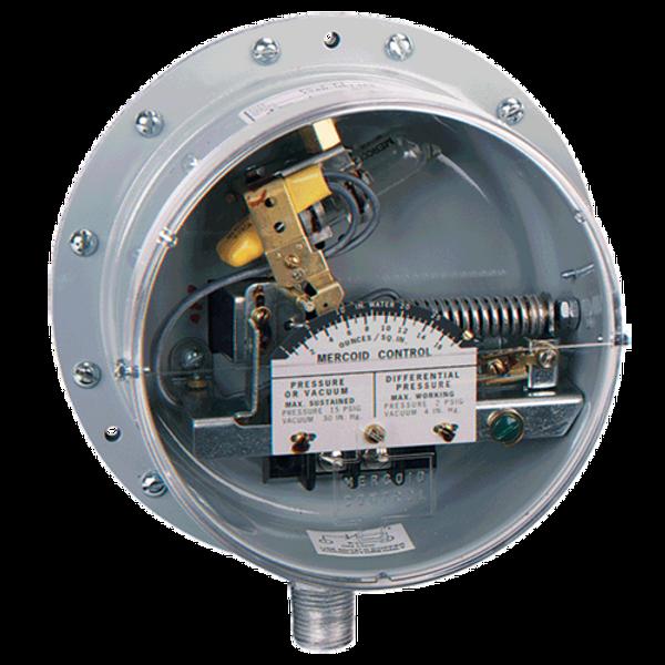 Dwyer Instruments PG-127-P1 PRESS SW