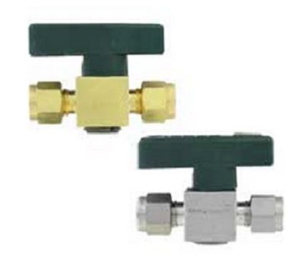 Dwyer Instruments PGV-SF12 COMPACT PLUG VALVE