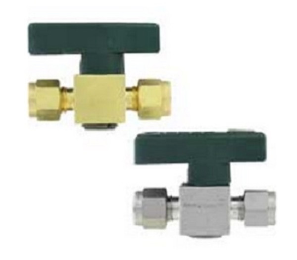 Dwyer Instruments PGV-SF22 COMPACT PLUG VALVE