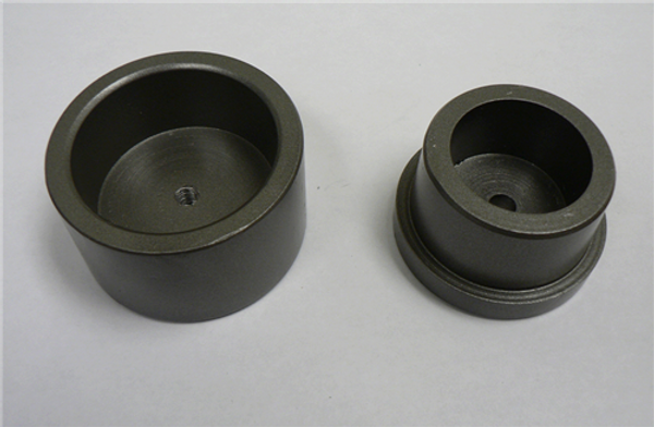 "Pipe Fuser GTT-PF-3, 1-1/4"" Heater Adapters"