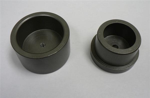 "Pipe Fuser GTT-PF-4, 1-1/2"" Heater Adapters"