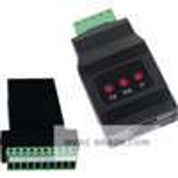 Dwyer Instruments PMA-10, DIN rail mounting kit for two modules