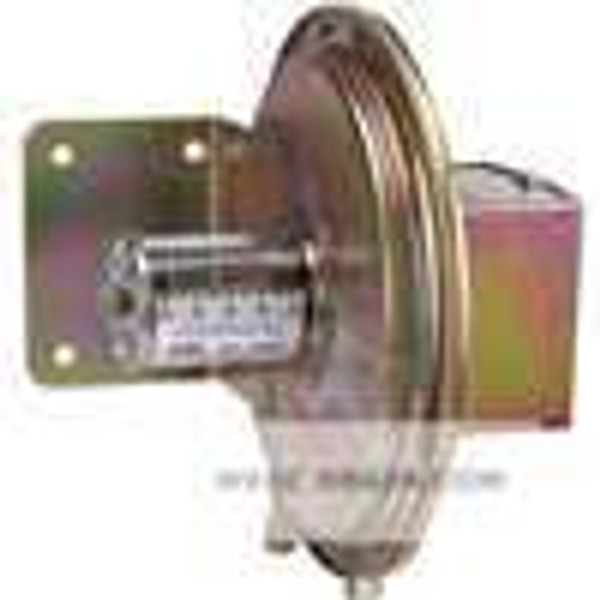 """Dwyer Instruments 1640-1, Floating contact null switch, range 02-10"""" wc, adj null span, 02 min set, 06 max set"""