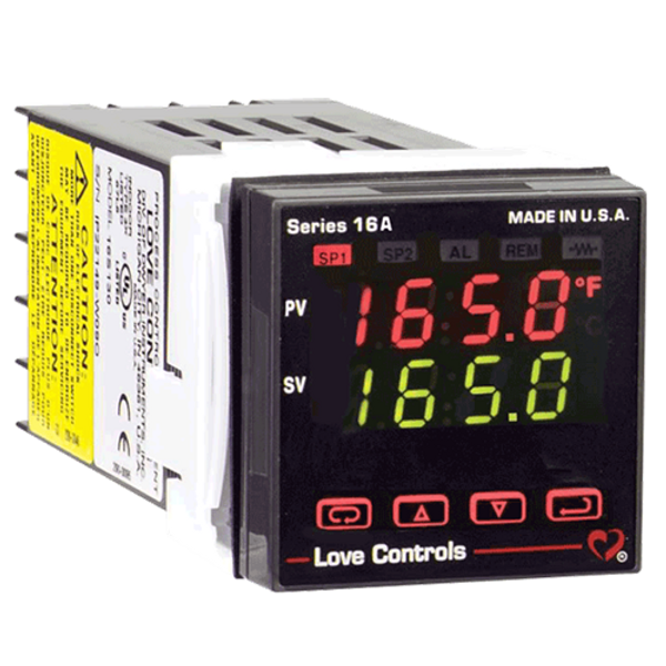 Dwyer Instruments MOD 16A3125 15VDC/CUR W/ALARM