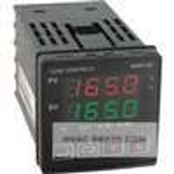 Dwyer Instruments 16C-3, 1/16 DIN temperature controller, relay output