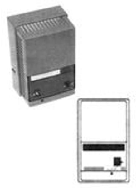 Siemens 192-366, T'STAT CVR,KEY/EXP/EXP,LOGO