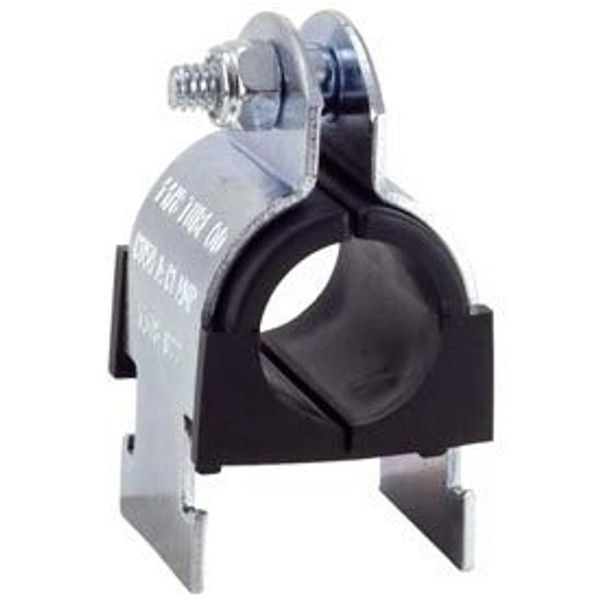ZSI 022NS026, CUSH-A-CLAMP-STAINLESS