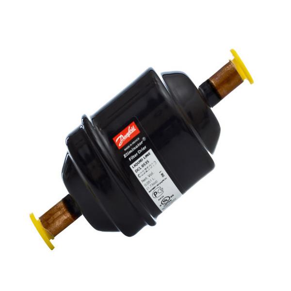 """Danfoss DCL414S, 1/2"""" Liquid Line Filter Drier, Sweat"""