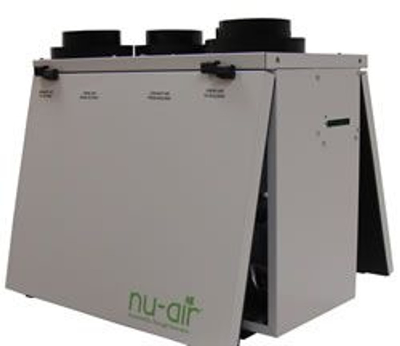 Heat Recovery Ventilator by Nu-Air