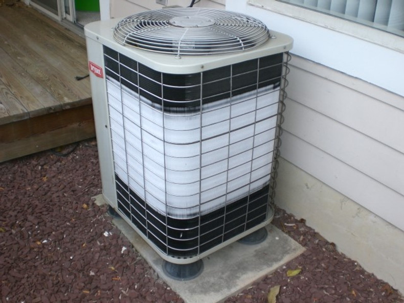 Is your air conditioner icing up due to overcharge?