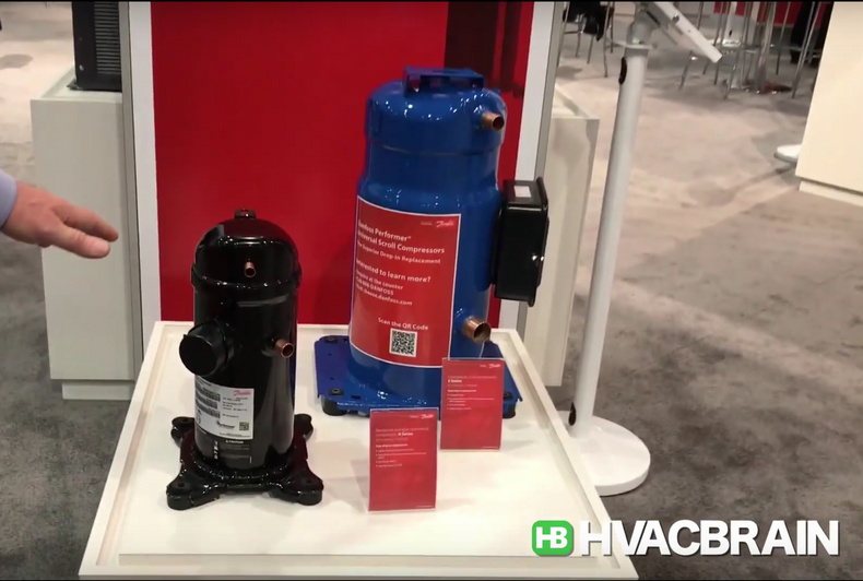 Video Showcase: A look at Danfoss compressors