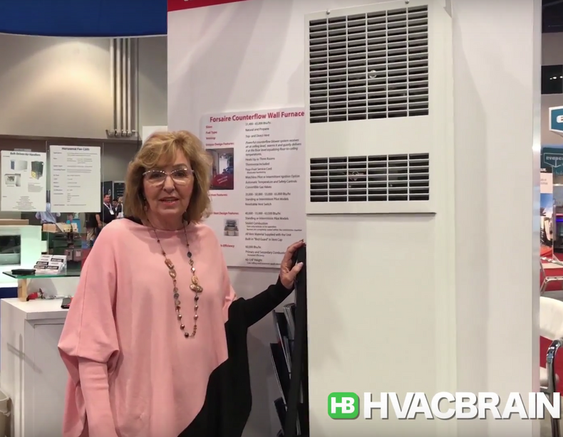 Video Showcase: A look at Williams Comfort Products' furnaces