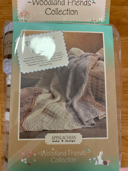 Appalachian Baby Pick-a-Knit Blanket Kit