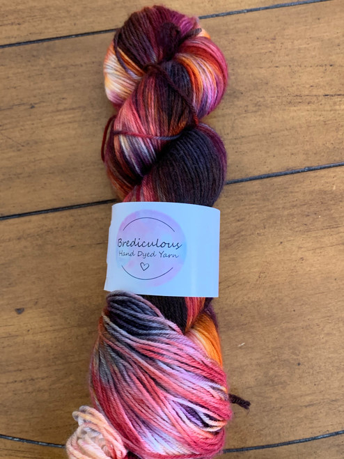 Brediculous Yarns-Boyfriend Socks