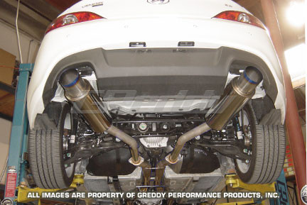 Greddy Racing Ti-C Dual Exhaust for 3 8 V6 10-16 - GenRacer