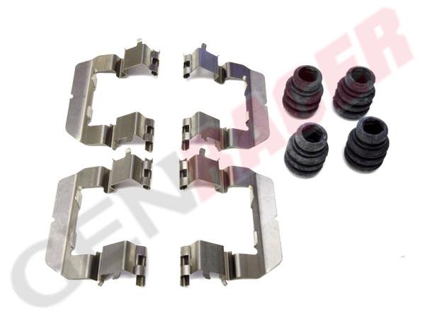 Frt Disc Brake Hardware Kit  Centric Parts  117.20003