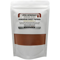 Spice Enthusiast Hungarian Sweet Paprika - 4 oz
