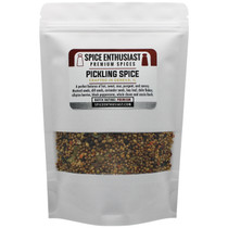 Spice Enthusiast Pickling Spice - 1 lb