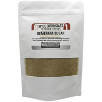 Spice Enthusiast Demerara Sugar - 4 oz
