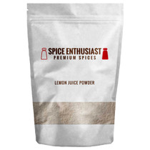 Spice Enthusiast Lemon Juice Powder - 8 oz