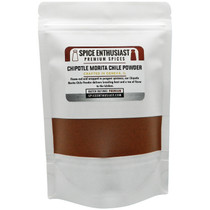 Spice Enthusiast Chipotle Morita Chile Powder - 8 oz