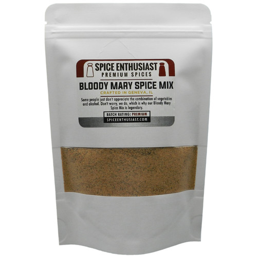 Spice Enthusiast Bloody Mary Spice Mix - 4 oz