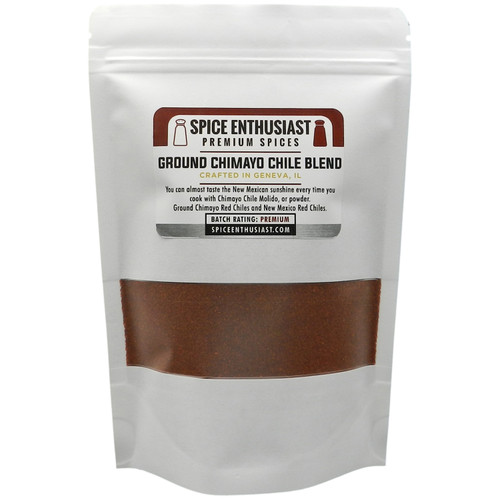 Spice Enthusiast Ground Chimayo Chile Blend - 1 lb