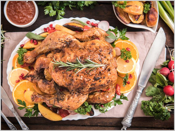 Spices And Herbs That Make For An Authentic Thanksgiving Turkey