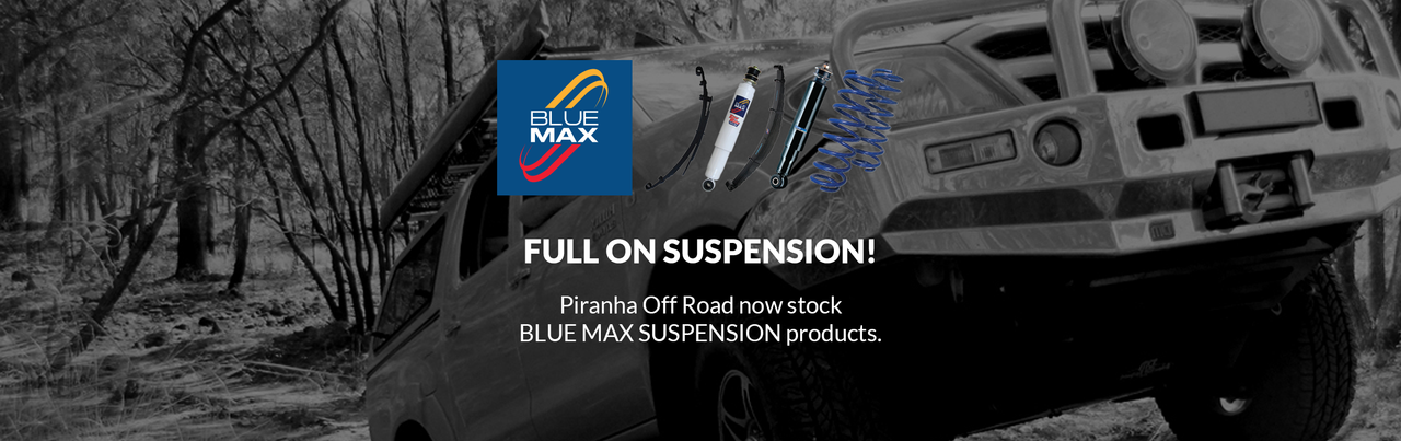 BLUEMAX Suspension