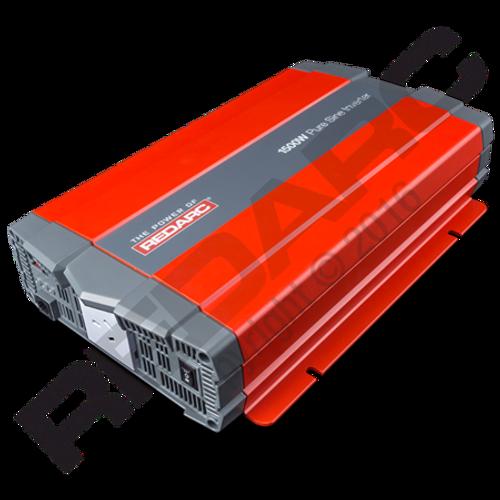 Redarc Inverter Pure Sine Wave 12V 1500W