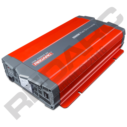 Redarc Inverter Pure Sine Wave 12V 2000W (Double Isolated)
